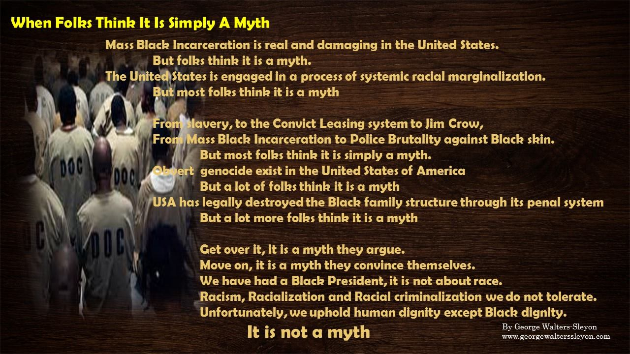 It is Not a Myth